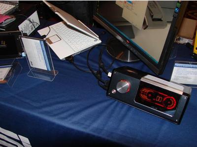 [CES 2007] Asus muestra un adaptador de gráficas para portátiles