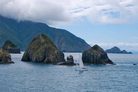 Nueva Zelanda: cruzar el Estrecho de Cook en ferry