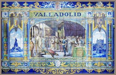 Programa de visitas teatralizadas en Valladolid