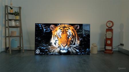 Sony A1 Smart TV Series, análisis: el primer gran televisor OLED de Sony
