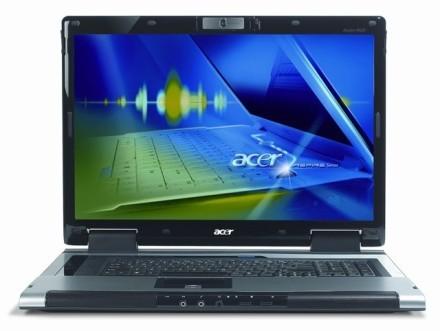 Portátil Acer Aspire 9920G con pantalla de 20 pulgadas