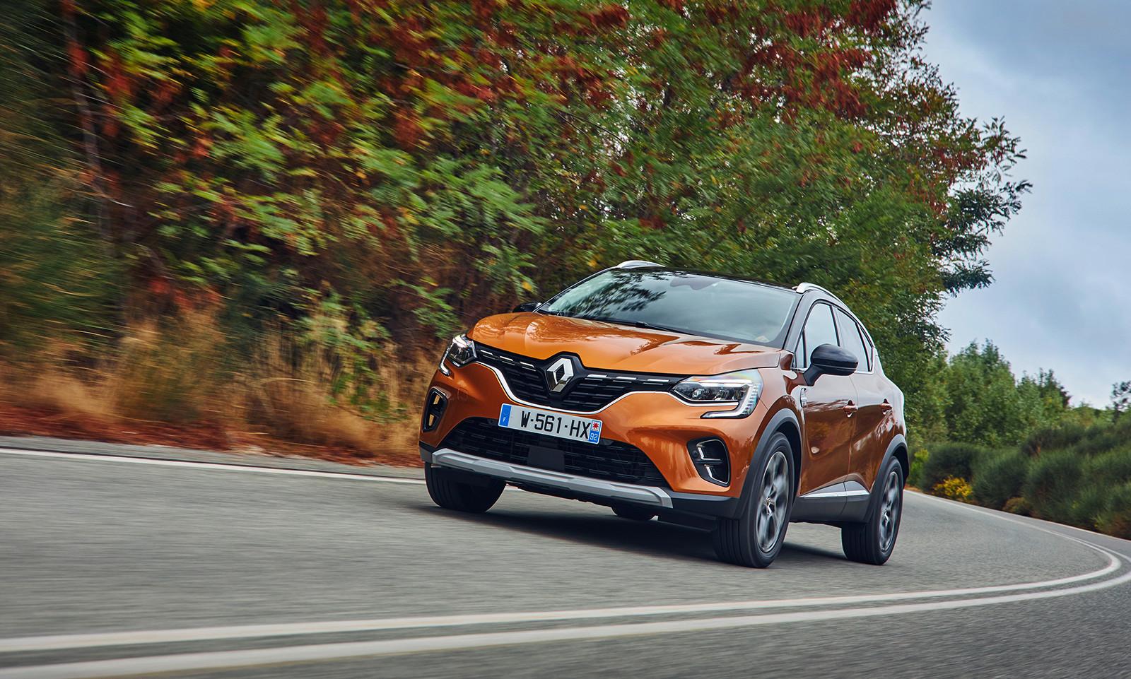Foto de Renault Captur 2020: primera prueba (4/29)