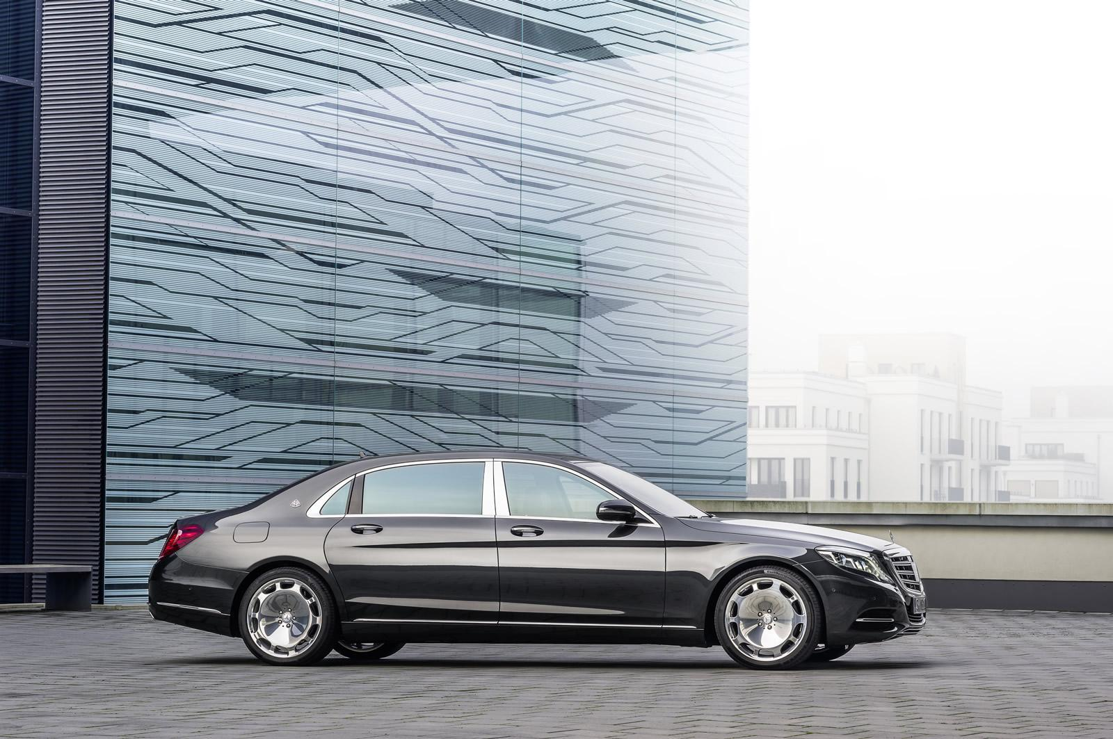 Foto de Mercedes-Benz Clase S Maybach (12/38)