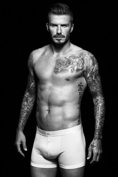 David Beckham para H&M Otoño-Invierno 2012/2013. La campaña completa, más las fotos del making of