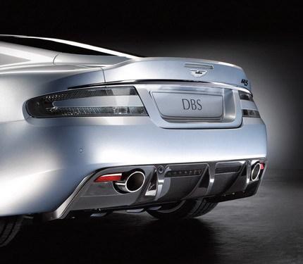 El culo del año: Aston Martin DBS