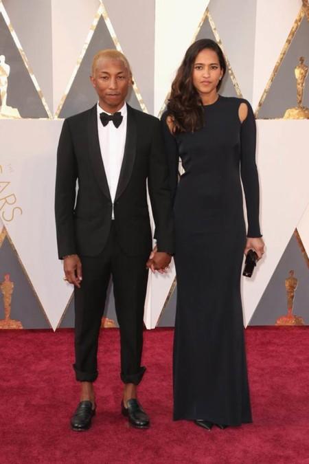 Pharrell Williams en Vivienne Westwood