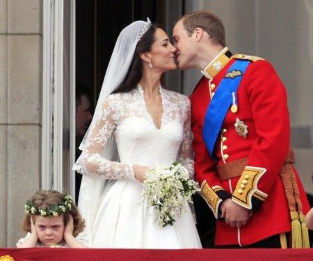 Beso boda real