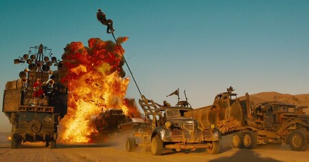 ¡Subasta apocalíptica! Los mastodontes de 'Mad Max: Fury Road' buscan dueño antes de que llegue el fin del mundo