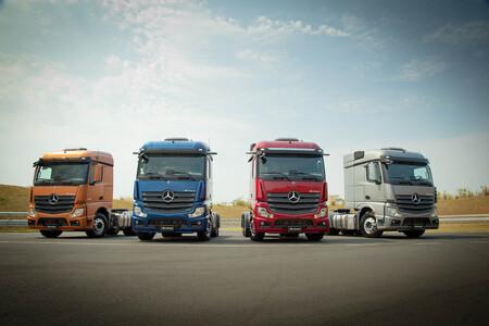 Daimler inverirá 351 millones de euros para fabricar el Mercedes Actros por primera vez en China