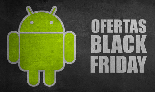Black Friday 2016: ofertas para conseguir un buen móvil o tablet Android