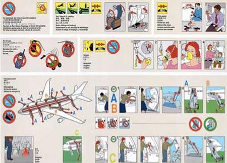 Los mejores videos de seguridad de aerolíneas
