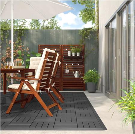 Quieres Renovar El Suelo De Tu Balcón O Terraza Ikea Tiene