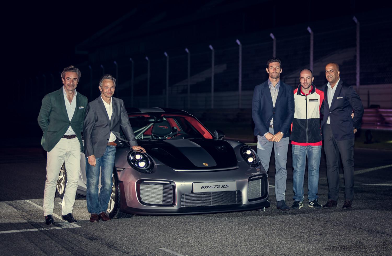 Foto de Iberian Porsche Meeting (102/225)