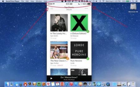 Todas tus capturas de pantalla en iOS van a salir perfectas... aunque no lo sean