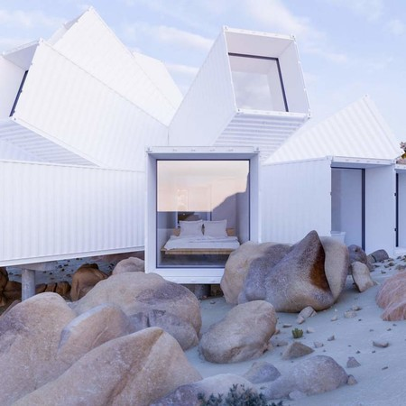 Container House Joshua Tree 4