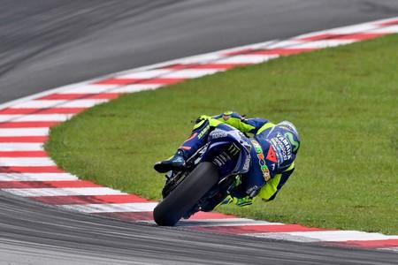 Valentino Rossi Yamaha Motogp Malasia 2017 2