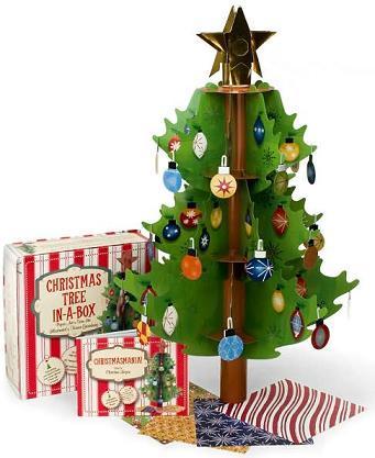 Decoración navideña: fiestas de papel