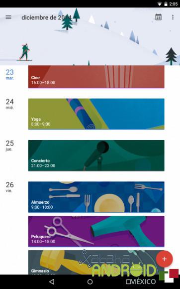 Google Calendario Eventos
