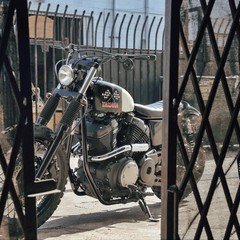 Foto 28 de 30 de la galería yamaha-scr950-yard-bulit en Motorpasion Moto