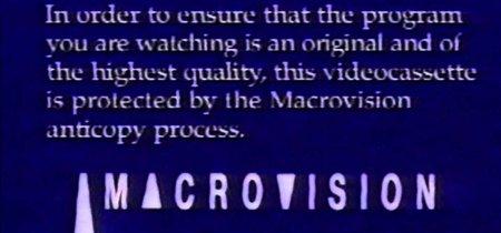 Así funcionaba el primer gran sistema que evitaba que hicieras copias de VHS