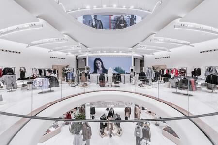 Inditex abrirá un mega Zara de 8.000 metros cuadrados en el Edificio España