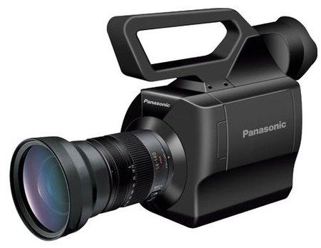 Panasonic AG-AF100: el Micro Cuatro Tercios también llegará a las cámaras de vídeo