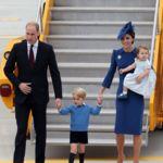 George de Cambridge, el que deja de un palmo de narices al Primer Ministro canadiense