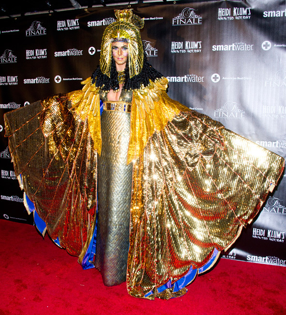 Heidi Klum Cleopatra