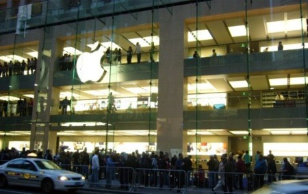 Apple inaugura su primera Apple Store oficial en Australia