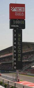 El Circuit de Catalunya se posiciona y tomará medidas