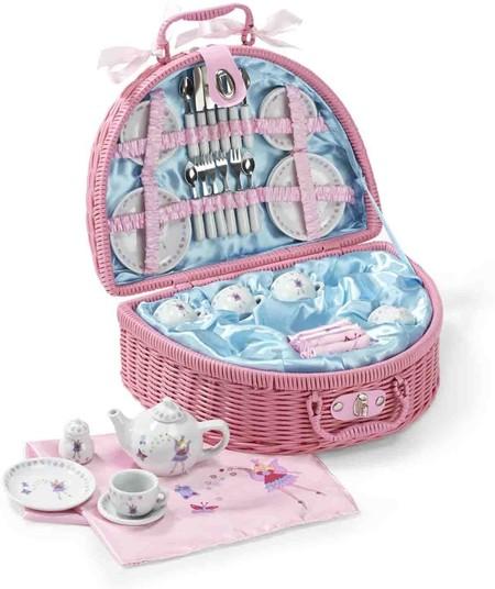 Cesta de picnic infantil