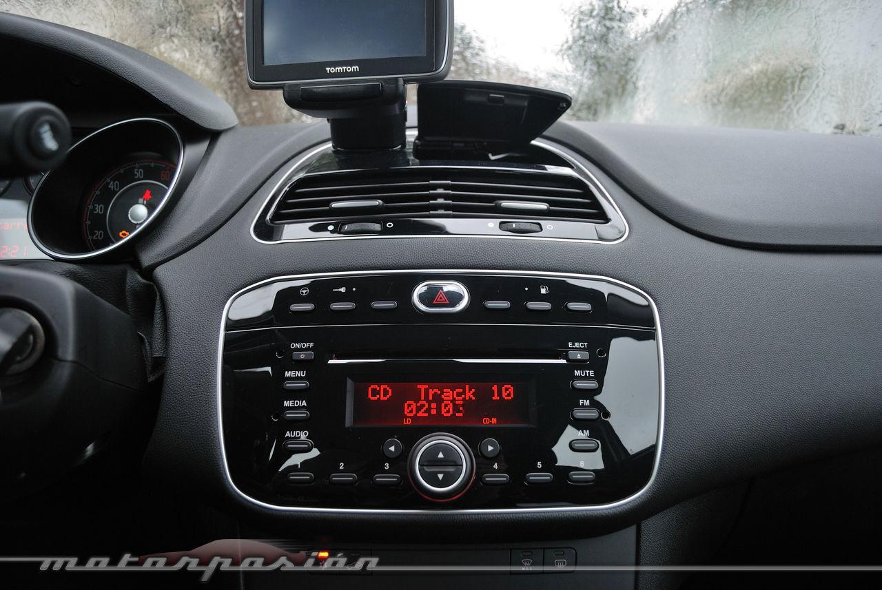 Foto de Fiat Punto 1.4 GLP (prueba) (57/70)