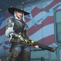 Ashe, la heroína 29 de Overwatch, se presenta en la BlizzCon