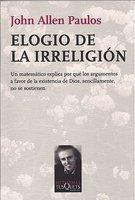 [Libros que nos inspiran] 'Elogio de la irreligión' de John Allen Paulos