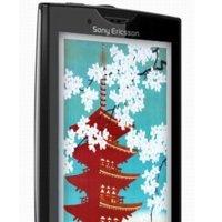 Las posibilidades multitáctiles del Sony Ericsson Xperia X10 llegan primero a Japón