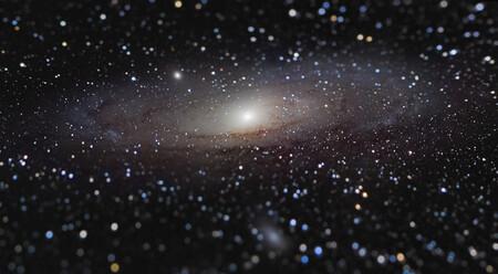 G 28529 27 Ganador general y ganador Andromeda Galaxy a distancia SC Nicolas Lefaudeux