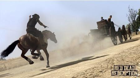 'Red Dead Redemption'. De vuelta al Oeste
