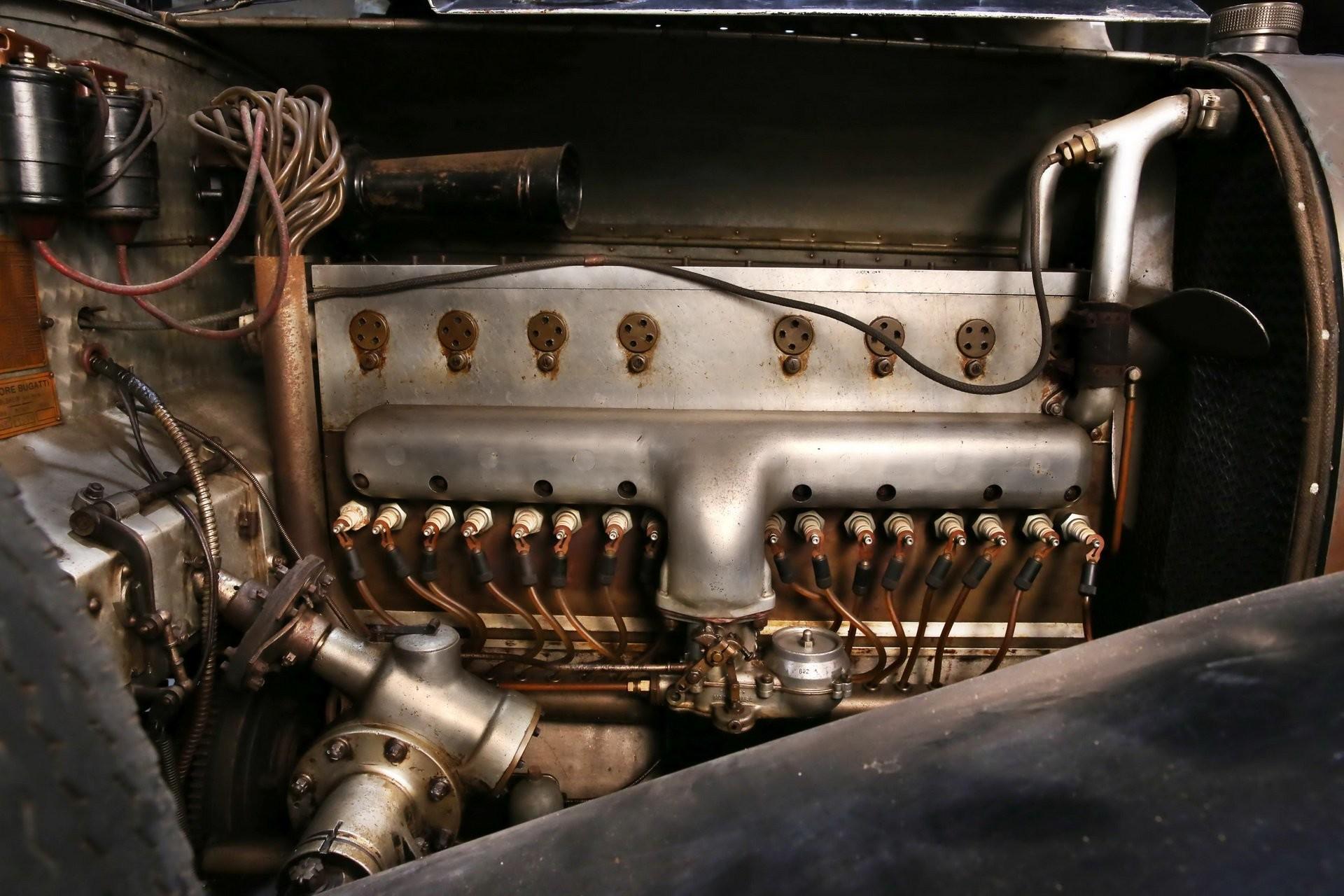Foto de Barnfind Bugatti (1/11)