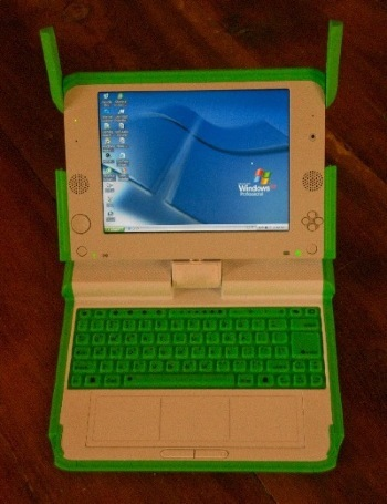 El OLPC llevará Windows, confirmado oficialmente