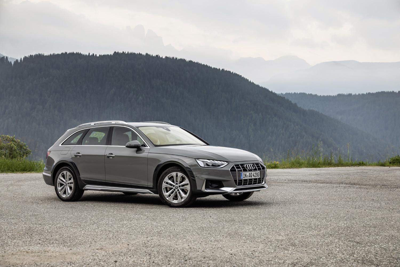 Foto de Audi A4 allroad quattro 2019, toma de contacto (12/21)