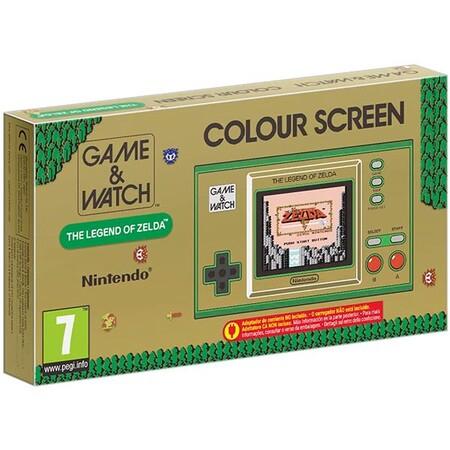 Nintendo Game Watch The Legend Of Zelda 3