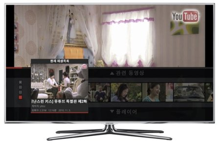 Los contenidos 3D de Youtube asaltan los televisores de Samsung