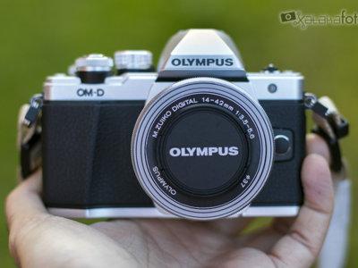 Olympus OM-D E-M10 Mark II, análisis de la pequeña de la saga con nuevo visor y estabilizador