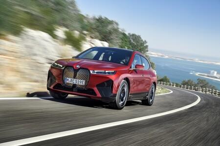 BMW iX: el nuevo eléctrico de BMW llega a México con una autonomía de hasta 600 km; precio y lanzamiento oficial