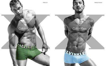Calvin Klein Underwear, colección X elements