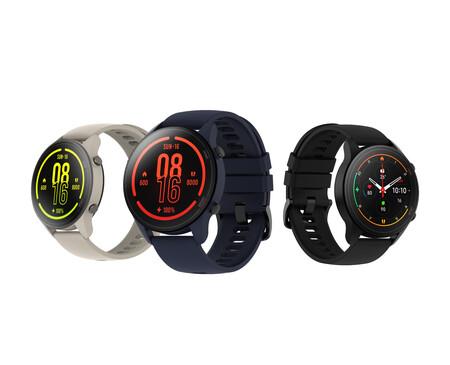 Mi Watch llega a España: el nuevo smartwatch de Xiaomi con carácter más deportivo