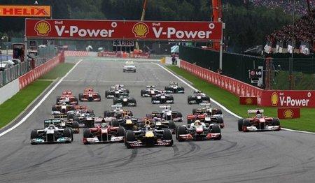 GP de Bélgica F1 2011: Sebastian Vettel exprime y sentencia el campeonato