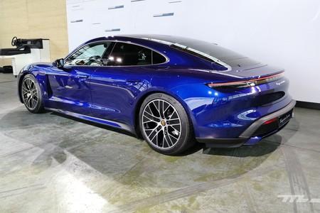 Porsche Taycan 2020 Presentacion 011
