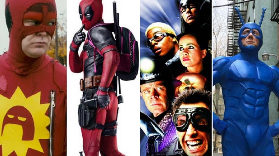 Los 14 mejores superhéroes paródicos del cine y las series
