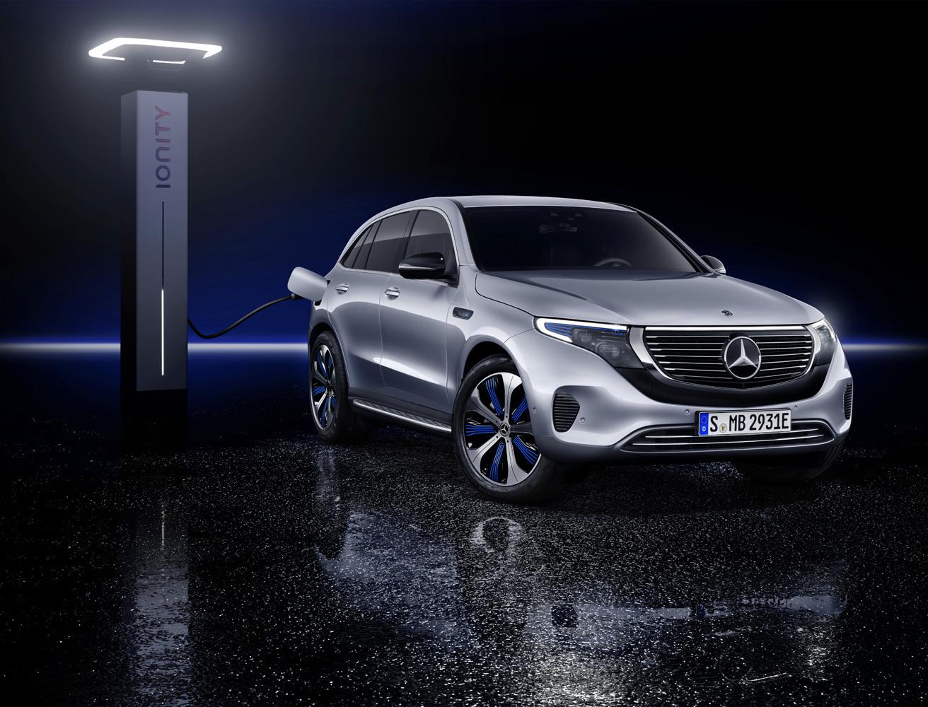 Foto de Mercedes-Benz EQC 2019 (41/74)